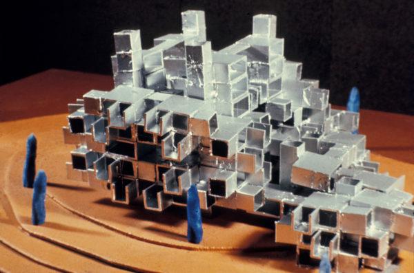 Kafka's Castle Apartment building – Ricardo Bofill Taller de