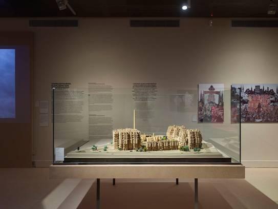"""EL CCCB (Centre de Cultura Contemporanea de Barcelona) inclou el projecte de RBTA Walden 7 en l'exposició """"1000m2 de desig – Arquitectura i Sexualitat"""" (25 d'octubre 2016 – 19 Març 2017)"""