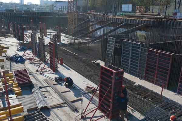 La finalització de la construcció de la primera fase del desenvolupament immobiliari KMZ del Grup PSN està prevista per desembre de 2017